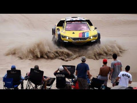 Rally Dakar 2019 - Best Fan Moments! Cars, Trucks, Motorcycles & Quads Mp3