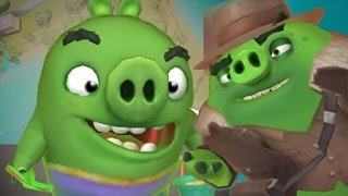 Angry Birds Evolutin - Bad Piggies BOSS!
