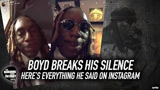Boyd Tinsley of Dave Matthews Band Breaks His Silence: Appears To Be Intoxicated