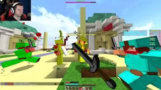 Minecraft Nano Party - Sami nazwijcie odcinek xD | Vertez & Bobix