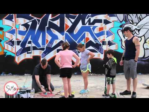 Hip Hop 4 Flint - Community Art- Greenville SC