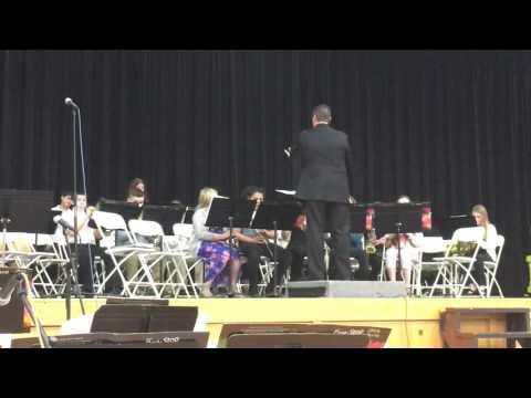 Anasazi  - Judah Christian School - Spring Band Concert 2017