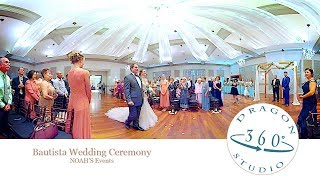 360 Video Wedding Ceremony Full thumbnail