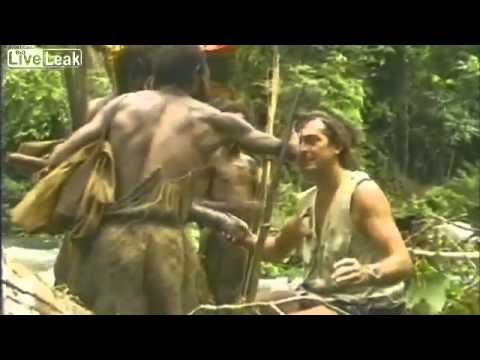 Tribe Meets White Man for the First Time: Emotional Video from YouTube · Duration:  14 minutes 51 seconds