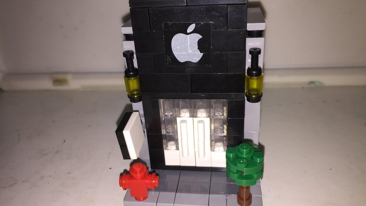 HSANHE Mini Street McDonald/'s Restaurant Store Nano Blocks Diamond Building Toy