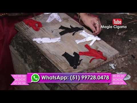 Destruição de inimigos e separação de casal com Vudu no cemitério