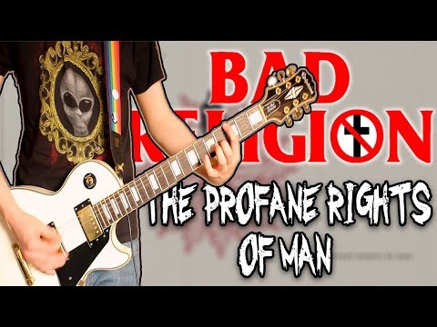 Bad Religion - The Profane Rights Of Man Guitar Cover Mp3