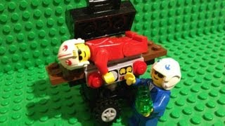 Monthly Build Lego: Bbq Grill Mini Build By Deafpilotboytv