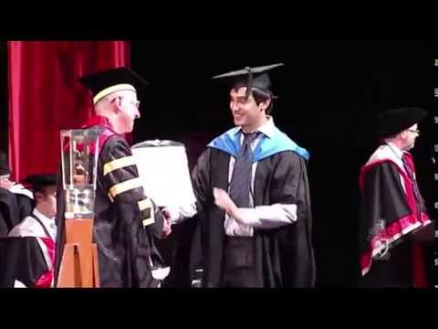 Abhyash Master's Graduation 2013