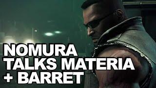 Final Fantasy VII Remake Gameplay Update: Playing As Barret + Using Materia!
