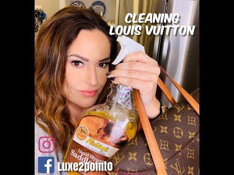 Luxe2.0 Louis Vuitton Vachetta Cleaning Tutorial