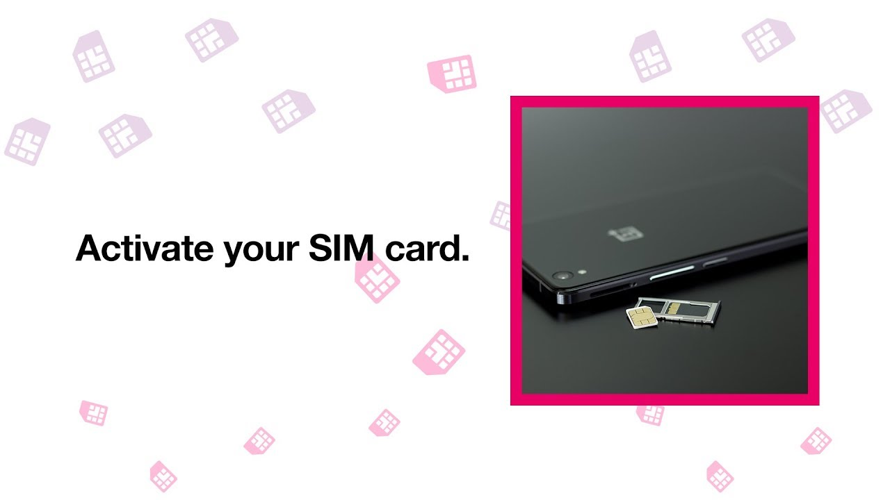 Setting up your phone and SIM - Support - Three