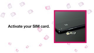 How to activate your SIM card | Pay As You Go [How to] | Support on Three (2018)
