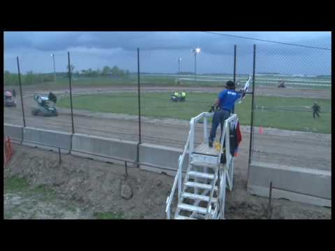 "2016 BFMP Mini Sprints ""Tuesday Night Thunder"" - Night #1 At Baer Field Motorsports Park"