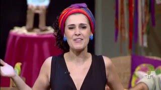 """""""Gafieiríssima"""", por Gabi Buarque - Sr. Brasil - 31/05/15"""