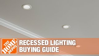 recessed lighting buying guide the