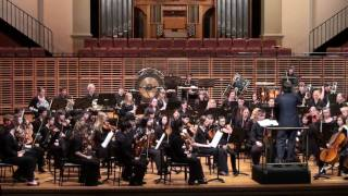 Smetana - Ma Vlast - Mvt 5a - Tábor - My Fatherland - Second Queensland Youth Orchestra QYO2