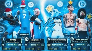 99 OVERALL SLASHER + VIP VS POWER DF • THE BEST BUILD IN THE GAME? NBA 2K19