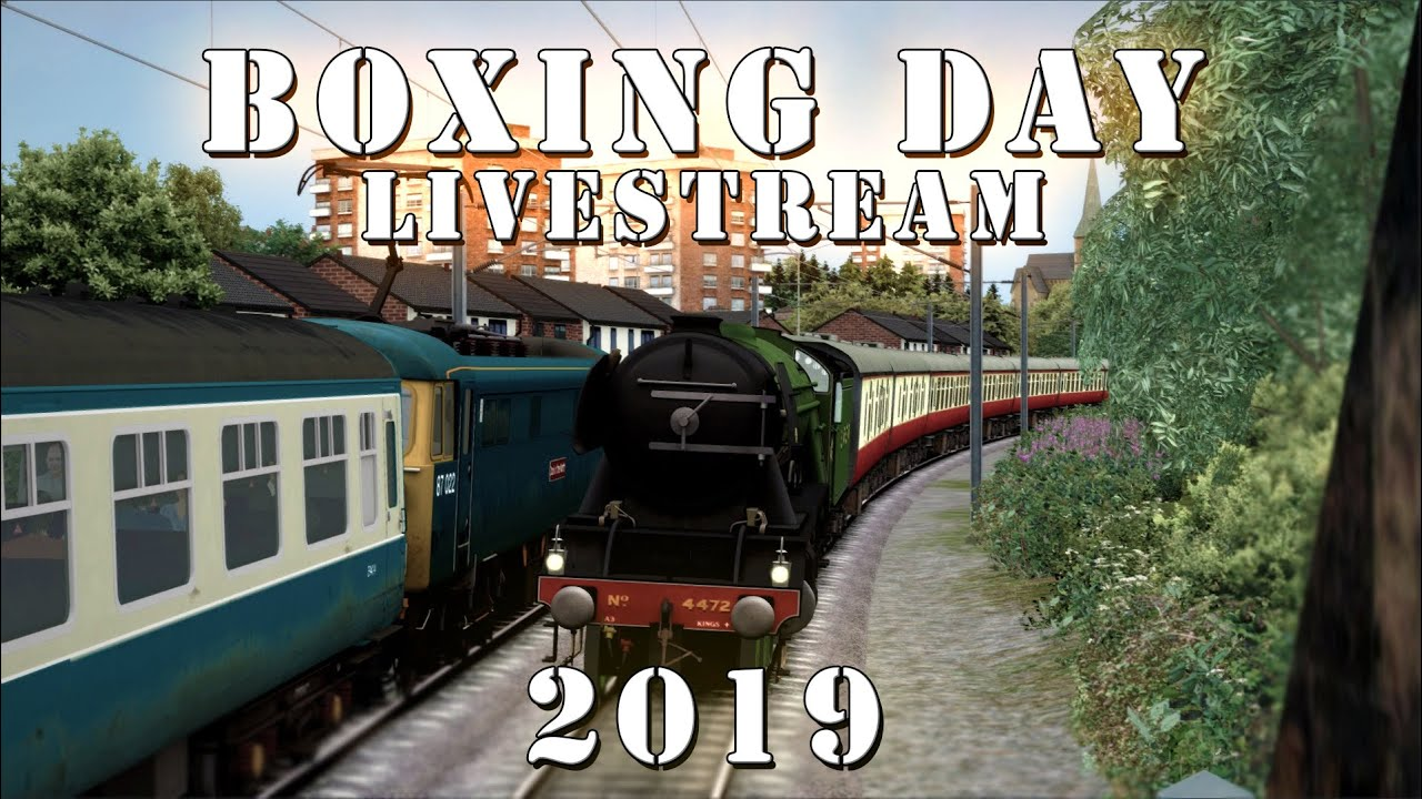 Boxing Day Livestream   2019