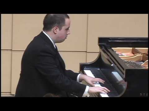 My Piano Recital at West Chester University School of Music