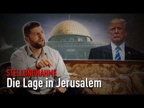 Jerusalem | Wer ergreift für die Muslime Partei?