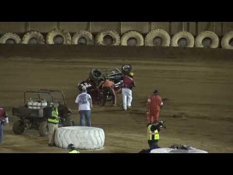 Start P4 DNF. - dirt track racing video image