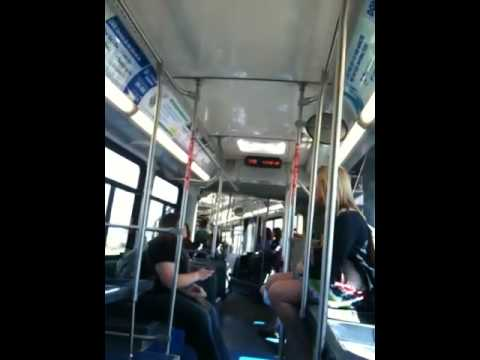 Cata Bus Ride MSU East Lansing