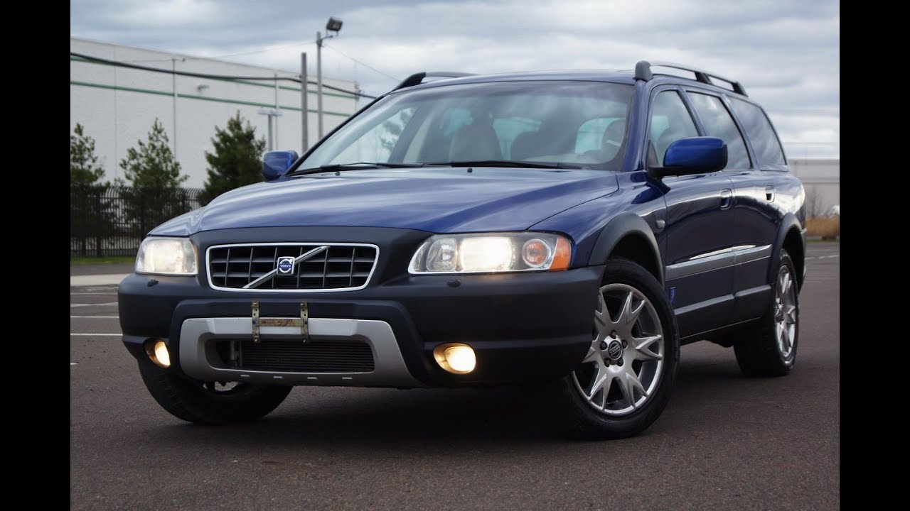 2005 volvo v70 xc cross country ocean race limited edition. Black Bedroom Furniture Sets. Home Design Ideas