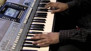 Tumhi Mere Mandir Tumhi Meri Puja  Piano Cover by Masood