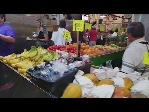 Grand Central market walkthrough