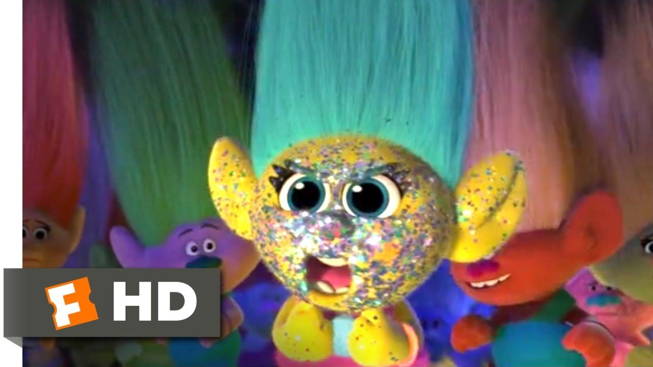 Download Trolls - Poppy's Party Scene   Fandango Family