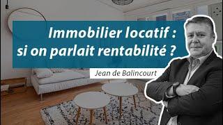 """CONFERENCE DE 45 mns """"La location meublée un choix gagnant pour rentabiliser votre investissement"""""""