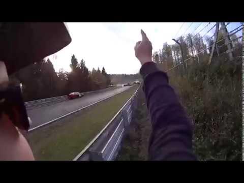 HUGE Crash Nürburgring Nordschleife - NEW VIDEO! 30.10.2017