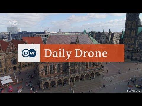 #DailyDrone: Bremen | DW English