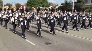 El Dorado HS - Ancient & Honorable Artillery Company - 2009 La Palma Band Review
