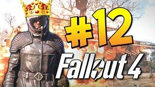 Прохождение Fallout 4 - Царское поселение 12 60 FPS
