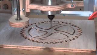 How To Build A Cnc Router On A Shoestring Budget Part Eight