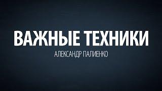 Важные техники. Александр Палиенко.