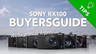 Sony RX100 Buyersguide - Kamera Express