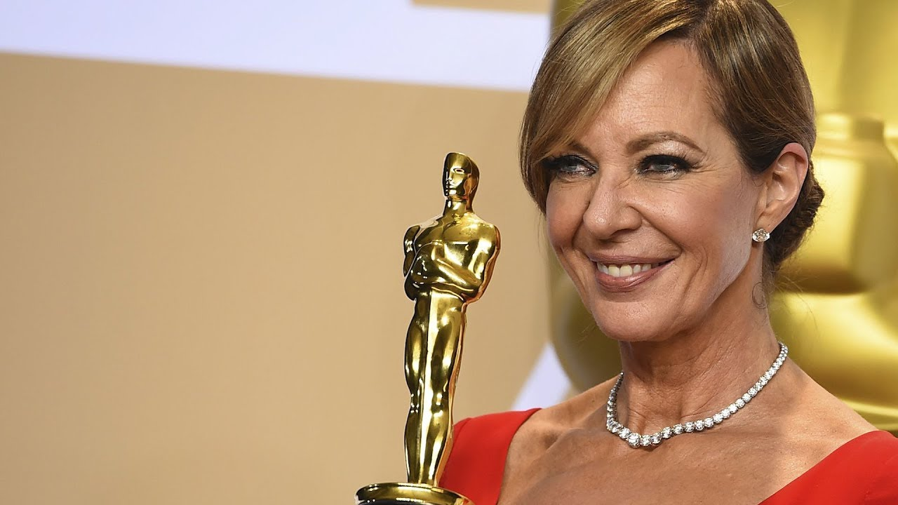 Allison Janney Nudography allison janney - oscars - best supporting actress - i, tonya - full  backstage speech