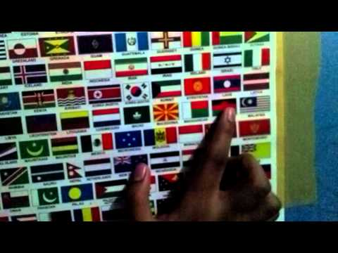 WORLD FLAGS MASTER