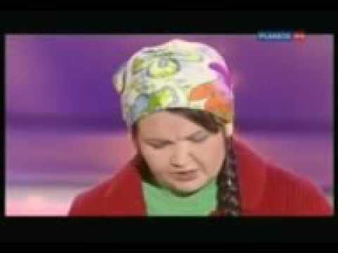 баба деревенская видео