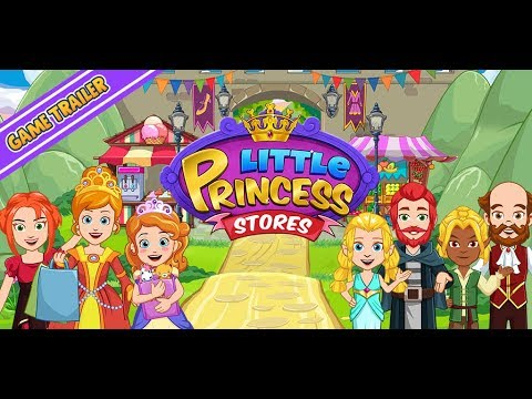 My Little Princess : Stores - Game Trailer