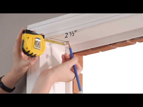How to Install Inside Mount Economy Cellular Shades with Cordless Lift