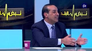 د. معتز الدبعي - كورونا بالارقام - نبض البلد