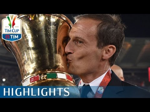 Milan - Juventus - 0-1 - Highlights - Finale - TIM Cup 2015/16