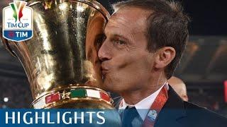 Milan - Juventus - 0-1 - Highlights - Finale - TIM Cup 2015/16