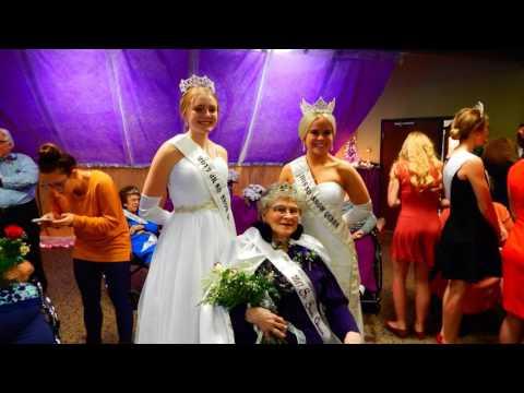2017 Senior Snow Queen Festival