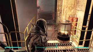 Fallout 4 Helmeted Cage Armor 12/12/15