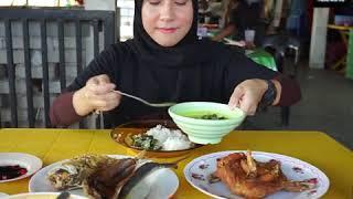 EDISI KELANTAN IKAN BEKOK SEDAP WEYH Haaaa Kalau anda semua singgah di negeri Kelantan jangan